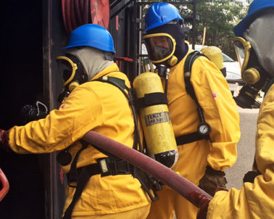 STCW Refresher in Fire Fighting and Fire Prevention