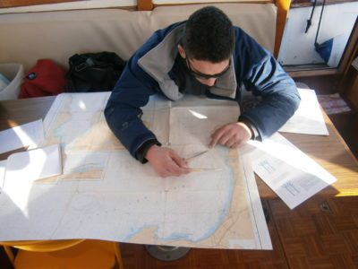 RYA Essential Navigation & Seamanship Course